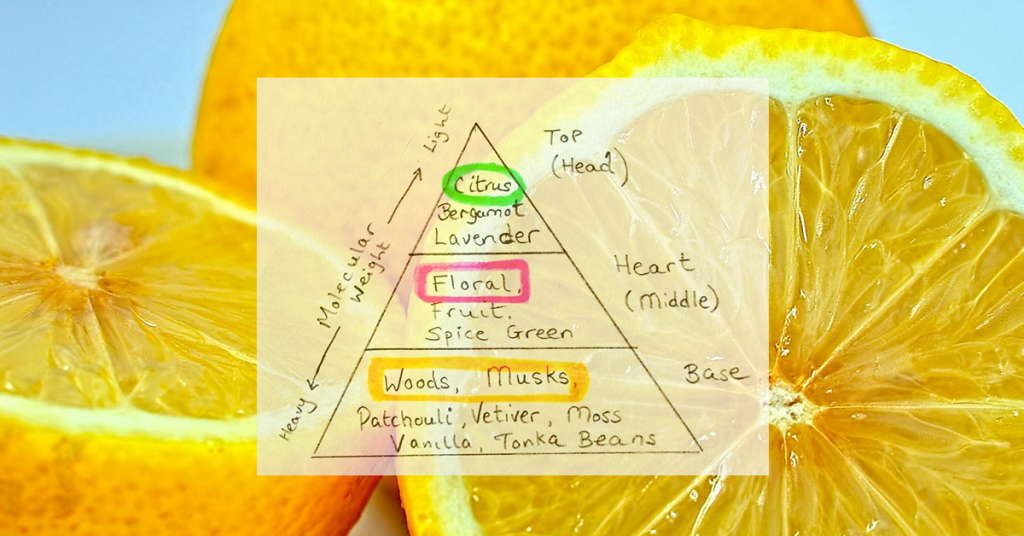 Triangle-of-Scents